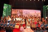 第六届全国村歌大赛颁奖盛典在北京顺义石家营村隆重举行