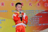 全国最小的文化义工刘先伦朗诵刘善民诗歌《春天的影子》