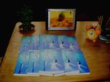1、2007紫秋捐赠书籍10册