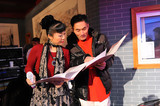 忆往昔峥嵘岁月*红色文化与中华美德大型公益活动主持词