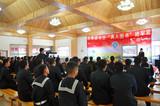 中国文化义工《走进百个部队营区》第三站秦皇岛海军某部