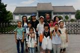 中国文化义工北京分会组织博凯文艺社师生走进顺义老区