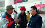 中国文化管理协会社文委执行会长徐国军抵达爱心接力现场
