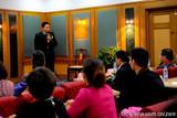 杨少君在第23届世界脑力锦标赛第一城分享会上的真情倾诉