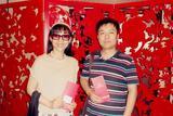 中国文化义工紫秋和邻里中国网吕科峰参观永丰陶瓷博物馆